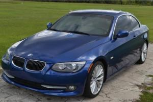 2011 BMW 3-Series 335i 2dr Convertible