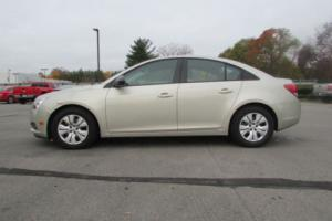 2014 Chevrolet Cruze 4dr Sedan Automatic LS