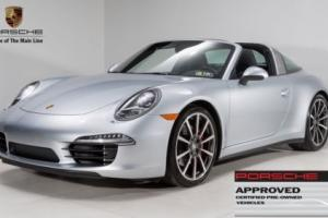 2014 Porsche 911 Targa 4S