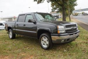 2005 Chevrolet Silverado 1500 LT Crew Cab 4WD Photo