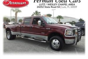 2006 Ford F-350 SD LARIAT 4X4