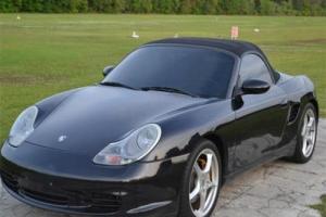 2004 Porsche Boxster S 2dr Roadster