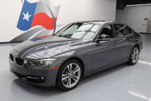2013 BMW 3-Series 335I SPORT TURBO SUNROOF NAV REAR CAM
