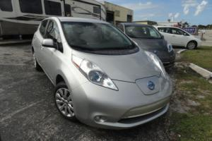 2014 Nissan Leaf MODEL S QUICK CHARGE