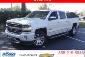 "2017 Chevrolet Silverado 1500 2WD Crew Cab 153.0"" High Country Photo"