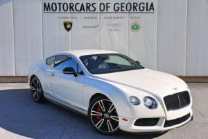 2014 Bentley Continental GT Photo