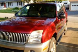 2003 Mercury Mountaineer Photo