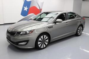 2012 Kia Optima SX T-GDI TURBO LEATHER BLUETOOTH