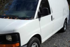 2006 Chevrolet Express cargo 1500 36k miles