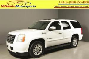 2008 GMC Yukon 2008 HYBRID 4X4 NAV SUNROOF DVD 8PASS RCAM 89K MLS Photo