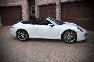 2013 Porsche 911 Carrera C4 Cabriolet Photo
