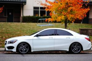2015 Mercedes-Benz CLA-Class CLA45 AMG Photo