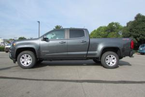 "2016 Chevrolet Colorado 4WD Crew Cab 140.5"" LT Photo"