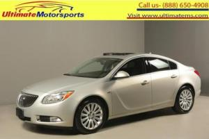 "2011 Buick Regal 2011 CXL SUNROOF LEATHER HEATSEAT 18""ALLOY 73K MLS"