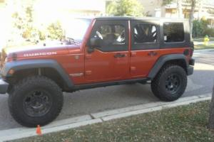2009 Jeep Wrangler Photo