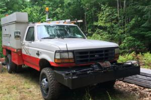 1995 Ford F-450 Super Duty Photo