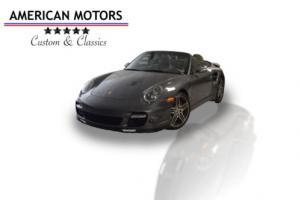 2008 Porsche 911 2dr Cabriole