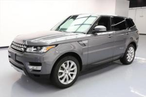 2014 Land Rover Range Rover Sport HSE 4X4 PANO ROOF NAV Photo