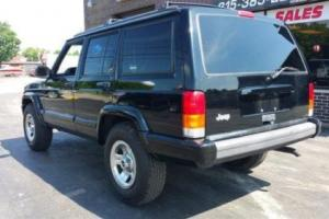 1998 Jeep Cherokee Sport 4dr 4WD SUV