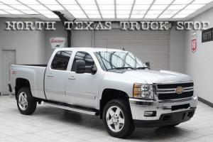 2011 Chevrolet Silverado 2500 Duramax 6.6L LTZ Z71 Heated Leather