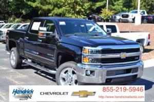 """2016 Chevrolet Silverado 2500 4WD Crew Cab 153.7"""" LTZ"""