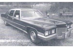 1972 Cadillac Fleetwood 75 Limo Photo