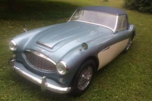 1958 Austin Healey Other Roadster Photo