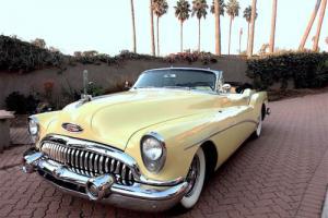 1953 Buick Skylark Limited Edition 50th Anniversary Rare