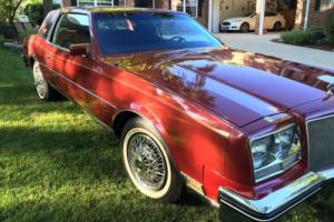 1985 Buick Riviera 2 Door Photo