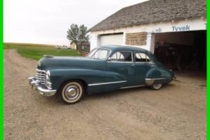 1946 Cadillac Series 62