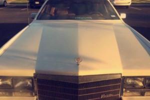1984 Cadillac Eldorado BIARRITZ Photo