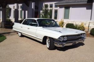 1961 Cadillac Series 62 series 62