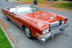 1973 Cadillac Eldorado Convertible * California Car * Video *  NO RESERVE