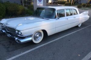 1959 Cadillac Fleetwood Fleetwood 75 Photo