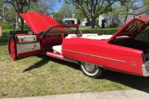 1973 Cadillac Eldorado convertible Photo