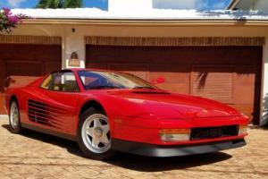 1985 Ferrari Testarossa Photo