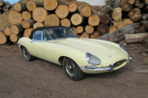 1964 Jaguar E-Type OTS