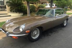 1969 Jaguar E-Type 2+2 Photo