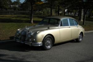 1963 Jaguar MK 2 Photo