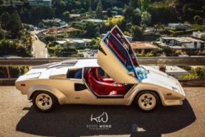 1987 Lamborghini Countach LP5000 QV