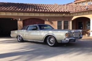 1971 Lincoln Continental Mark 3