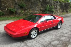 1988 Lotus Esprit Turbo