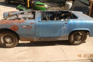 1965 MG Midget