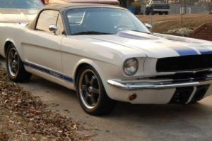 1965 Ford Mustang Convertible Roadster GT