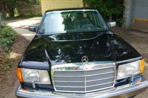 1989 Mercedes-Benz 500-Series 560SEL