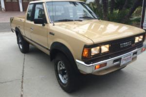 1986 Nissan Other Pickups SPORT