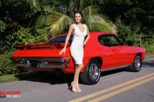 1970 Pontiac GTO GTO 455 HO Car