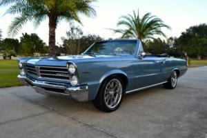 1965 Pontiac Tempest convertibe