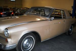 1963 Studebaker Gran Turismo Hawk Photo