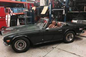 1971 Triumph TR-6 Photo